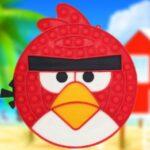 Angry Birds Pop It Jigsaw