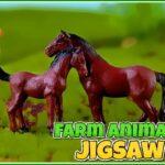 Farm Animals Jigsaw
