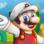Mario encuentra las diferencias
