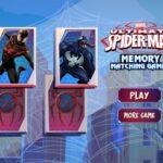 Spiderman Memory – Brain Puzzle Game