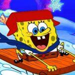 SpongeBob Winter Puzzle