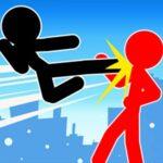 Stickman Street Fight